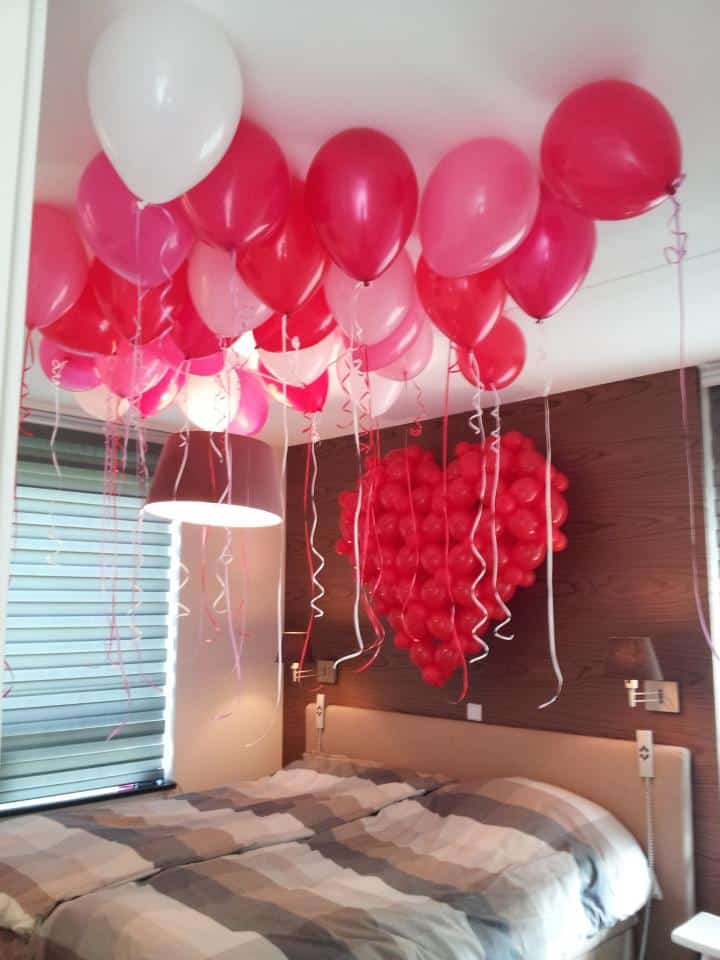 1 - Helium ballonnen