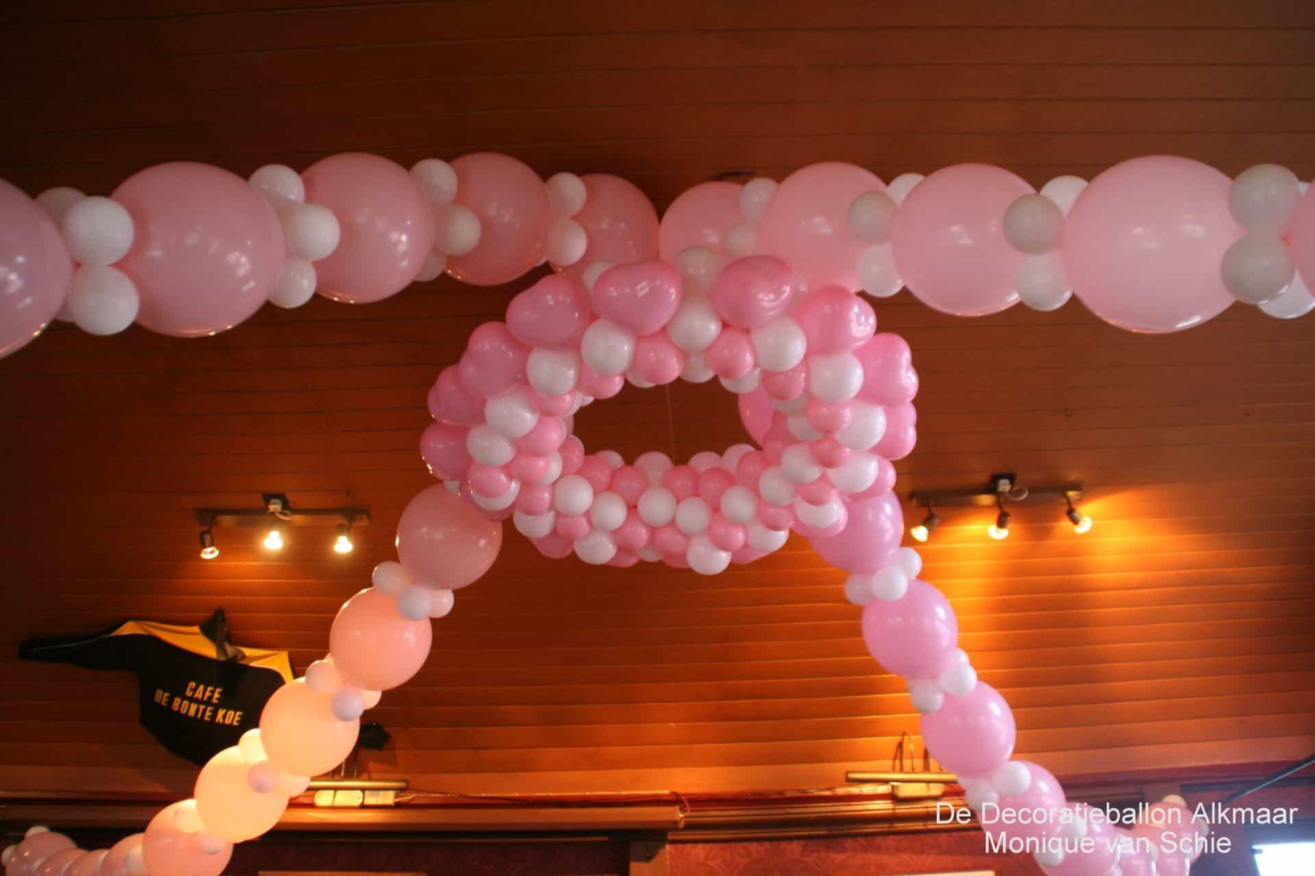 sweet-16-jaar-verjaardag-feest-ballonslinger-cafe-de-bonte-koe-alkmaar