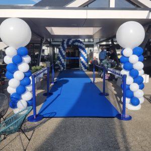 JyskSchagenopening 300x300 - De Decoratieballon voor al je unieke luxe ballondecoraties