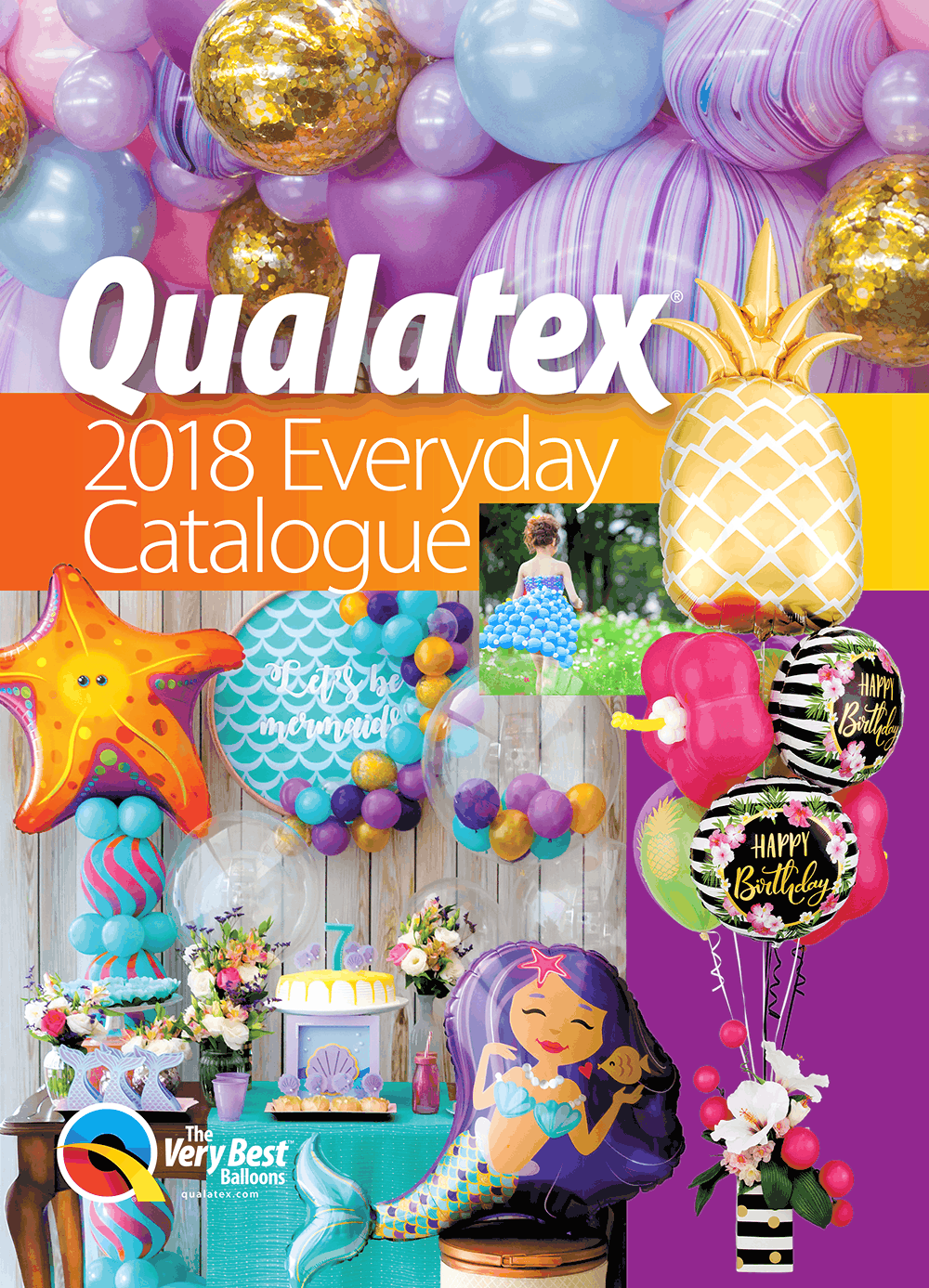Qualatex gids 2018 - Over De Decoratieballon