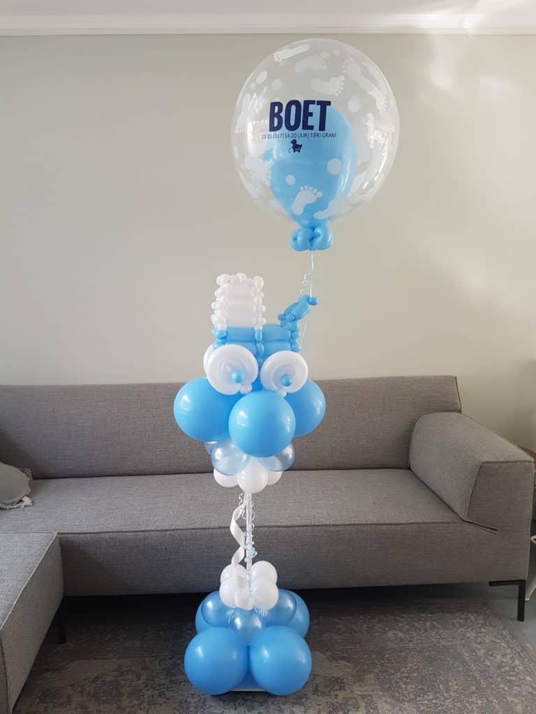 baby jongen geboren ballonpilaar helium ballon eigen tekst e1521212150665 768x1024 - Bedrukte ballonnen
