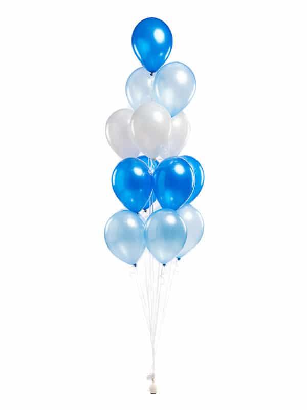 ballontros-in-lagen-15-helium-ballonnen