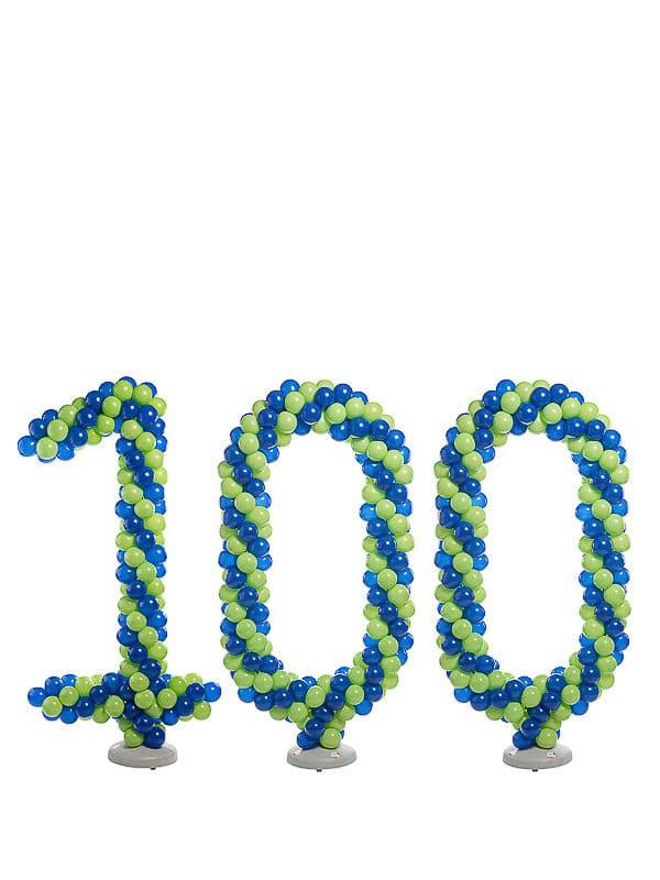 B2B fotografie 18 01 25 21 24 14 600x800 - Cijfer ballonpilaar 200 cm per stuk
