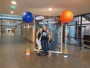 student-geslaagd-fotomoment-grote-helium-ballon