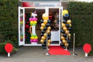ballonatelier De Decoratieballon Alkmaar Slotlaan 51 Oudorp