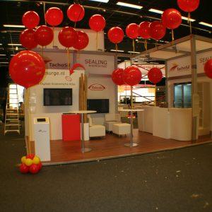 ballondecoraties beurs congres chirurgen veldhoven e1539782759529 300x300 - Bedrukte ballonnen