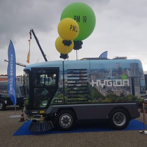reinigingsdemodagen lelystad beurs ravo grote helium ballonnen de decoratieballon alkmaar 300x300 - Helium ballonnen