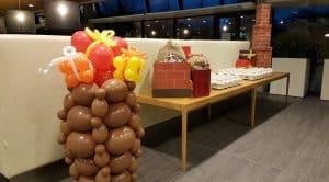 zak v an SinterklaasballoncadeautkadoDeDecoratieballonAlkmaar