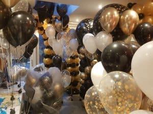 ABNAmro-eindejaarsbijeenkomst-Arena-Amsterdam-De-Decoratieballon-Alkmaar