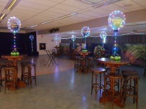 licht-ballonnen-De-decoratieballon-tantième-feest-Warmenhuizen